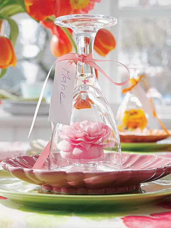 Celebrate Easter With Fresh Spring Decorating Ideas_43