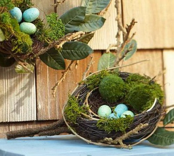 Celebrate The Season With Easter Decorations  (1)