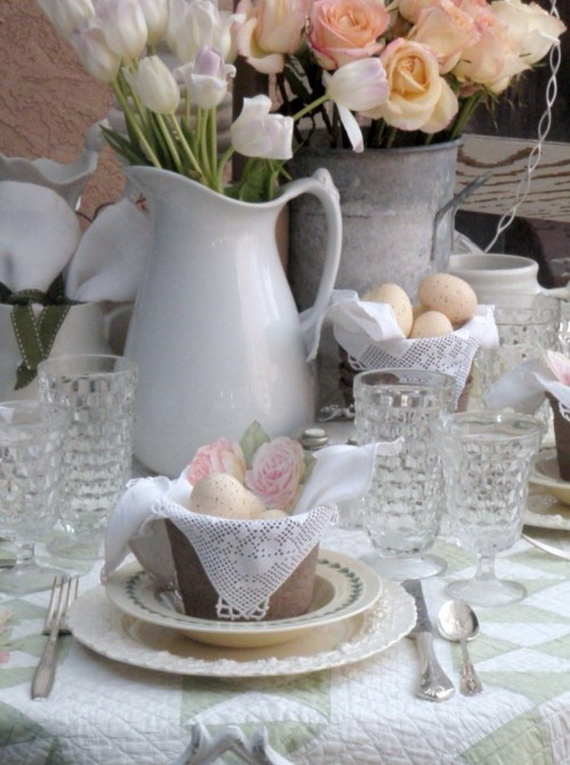 Celebrate The Season With Easter Decorations  (10)