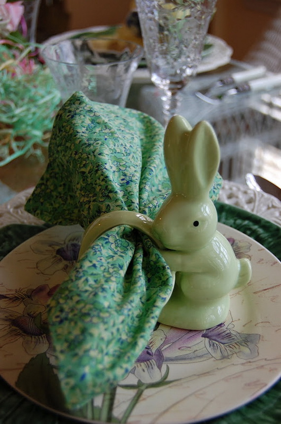 Celebrate The Season With Easter Decorations  (11)