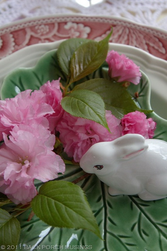 Celebrate The Season With Easter Decorations  (12)