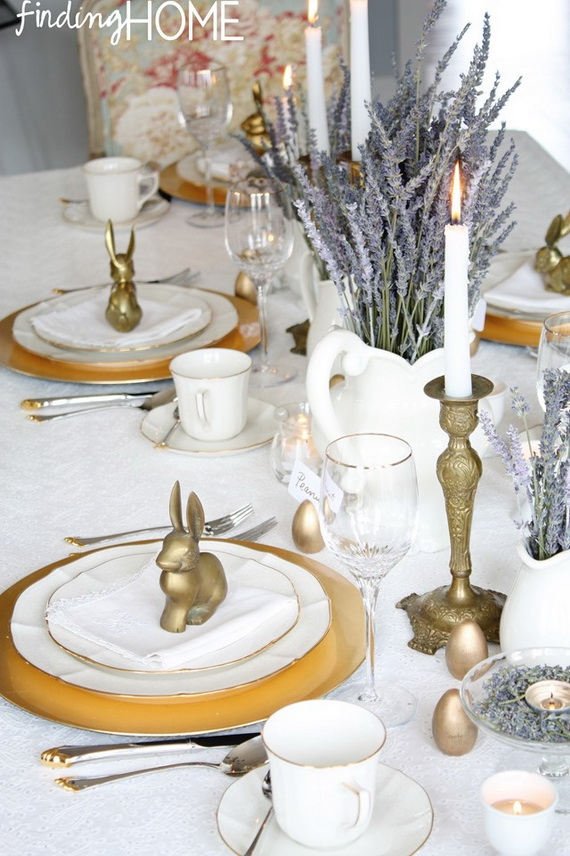 Celebrate The Season With Easter Decorations  (13)