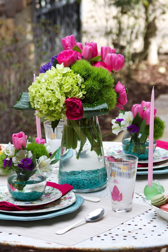 Celebrate The Season With Easter Decorations  (17)