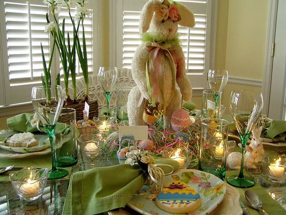 Celebrate The Season With Easter Decorations  (18)