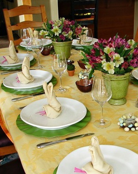 Celebrate The Season With Easter Decorations  (24)