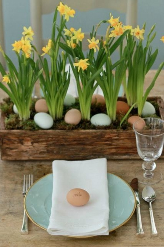 Celebrate The Season With Easter Decorations  (25)