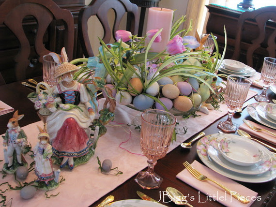 Celebrate The Season With Easter Decorations  (26)