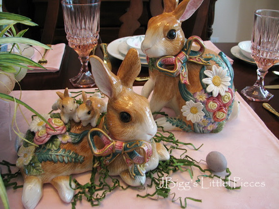 Celebrate The Season With Easter Decorations  (28)