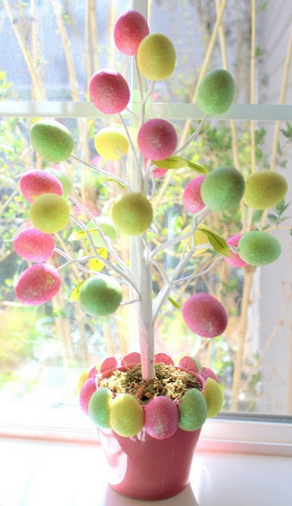 Celebrate The Season With Easter Decorations  (29)
