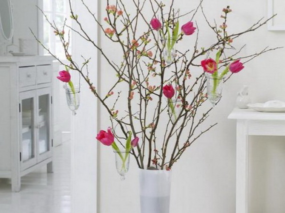 Celebrate The Season With Easter Decorations  (33)