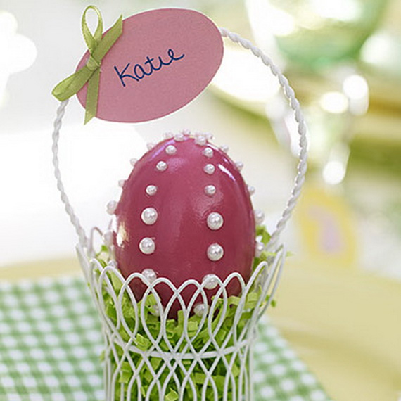 Celebrate The Season With Easter Decorations  (38)