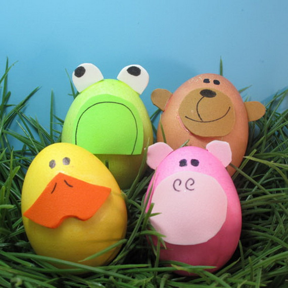 Celebrate The Season With Easter Decorations  (39)
