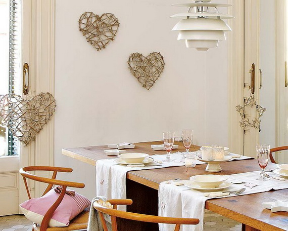Cool and Beautiful Decorating Ideas For Valentine's Day_08