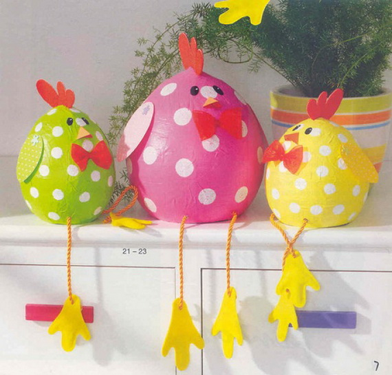 Easter Crafts Designs and Ideas_09