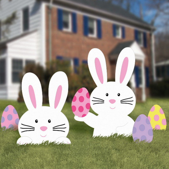 Easter And Spring Door Decoration Ideas Family Holiday Net Guide