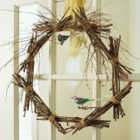 Easter and Spring Door Decoration Ideas_41