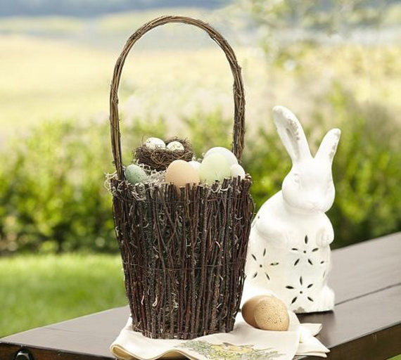 Easter and Spring Door Decoration Ideas_48