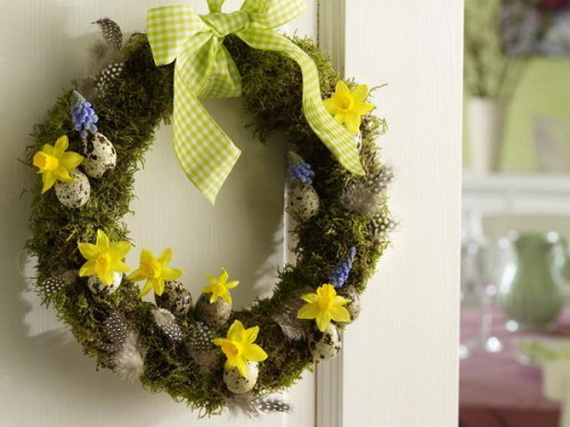 Easter and Spring Door Decoration Ideas_50