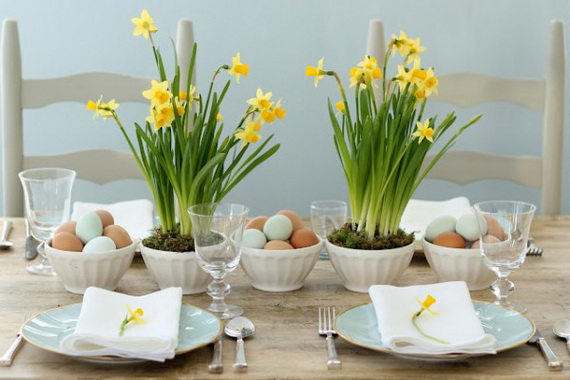 Elegant Easter Decor Ideas For An Unforgettable Celebration_05