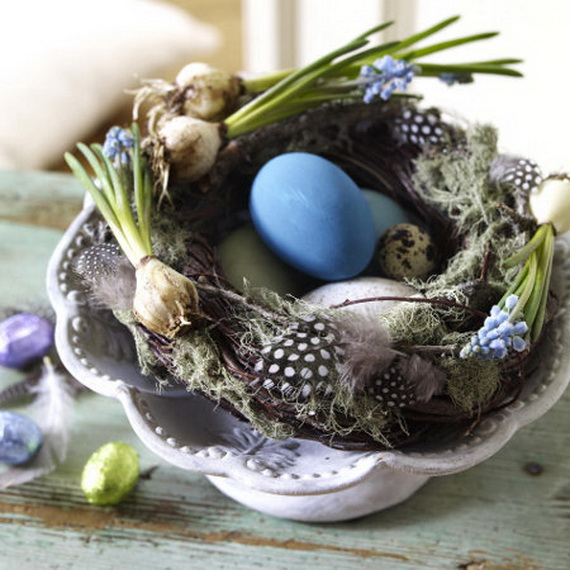 Elegant Easter Decor Ideas For An Unforgettable Celebration_24