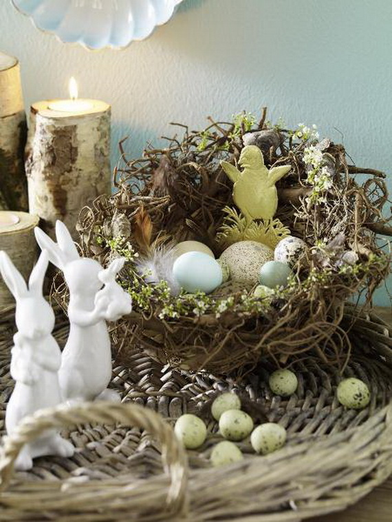 Elegant Easter Decor Ideas For An Unforgettable Celebration_29