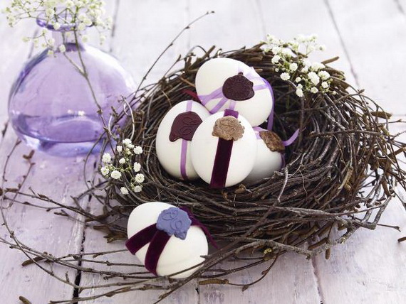 Elegant Easter Decor Ideas For An Unforgettable Celebration_31