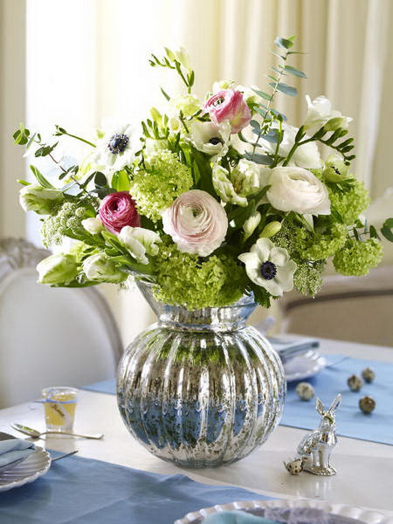 Elegant Easter Decor Ideas For An Unforgettable Celebration_36