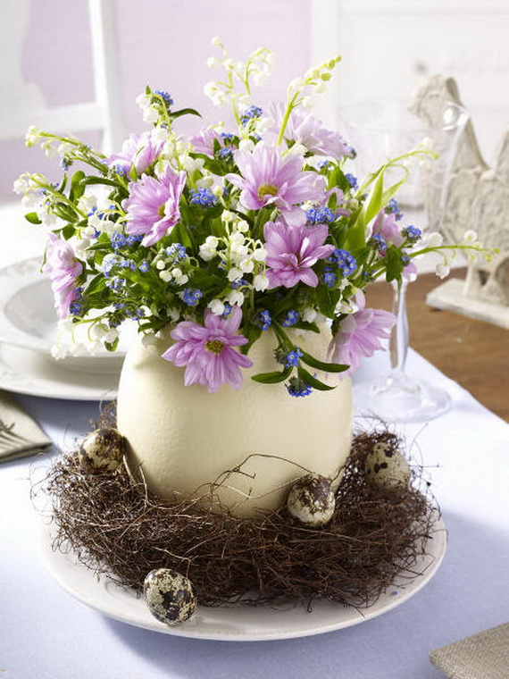 Elegant Easter Decor Ideas For An Unforgettable Celebration_44