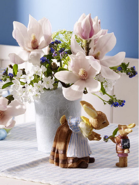 Elegant Easter Decor Ideas For An Unforgettable Celebration_46