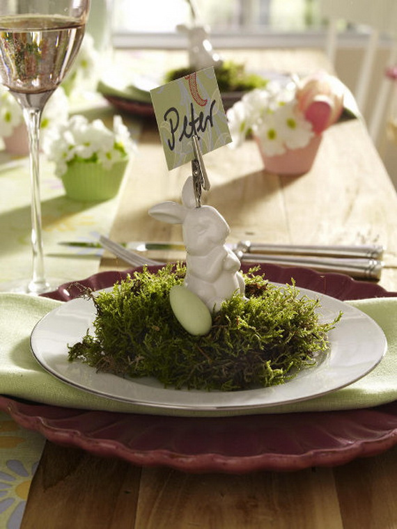 Elegant Easter Decor Ideas For An Unforgettable Celebration_54