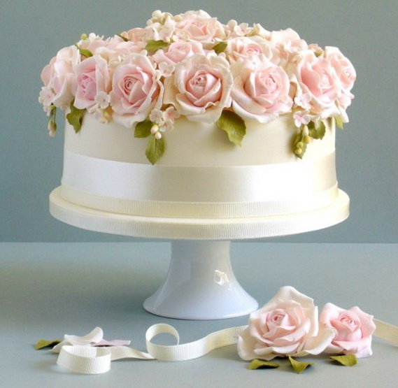 Fabulous Easter Wedding Cake Ideas & Designs_01 (2)