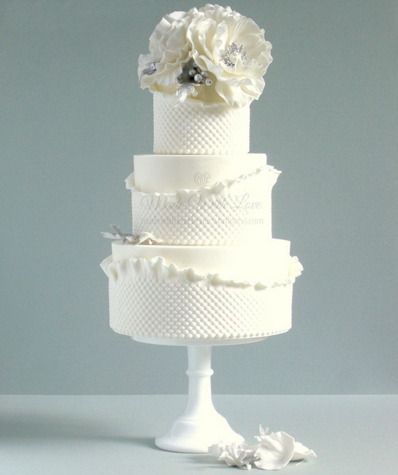 Fabulous Easter Wedding Cake Ideas & Designs_06 (2)