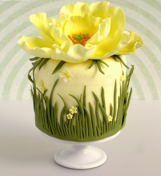 Fabulous Easter Wedding Cake Ideas & Designs_09 (2)
