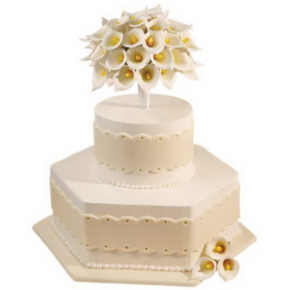 Fabulous Easter Wedding Cake Ideas & Designs_11