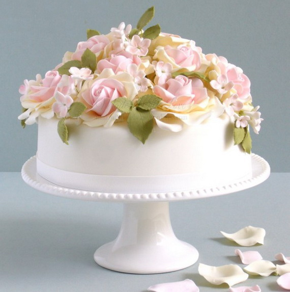 Fabulous Easter Wedding Cake Ideas & Designs_12 (2)