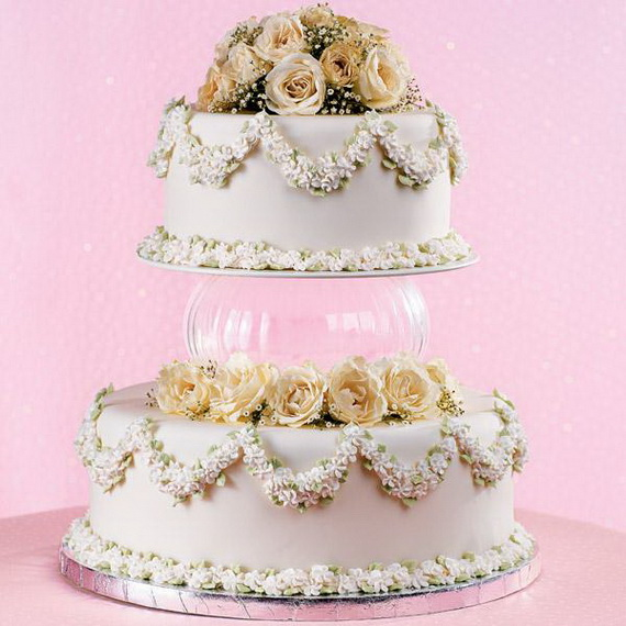 Fabulous Easter Wedding Cake Ideas & Designs_13
