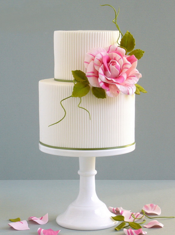 Fabulous Easter Wedding Cake Ideas & Designs_15 (2)