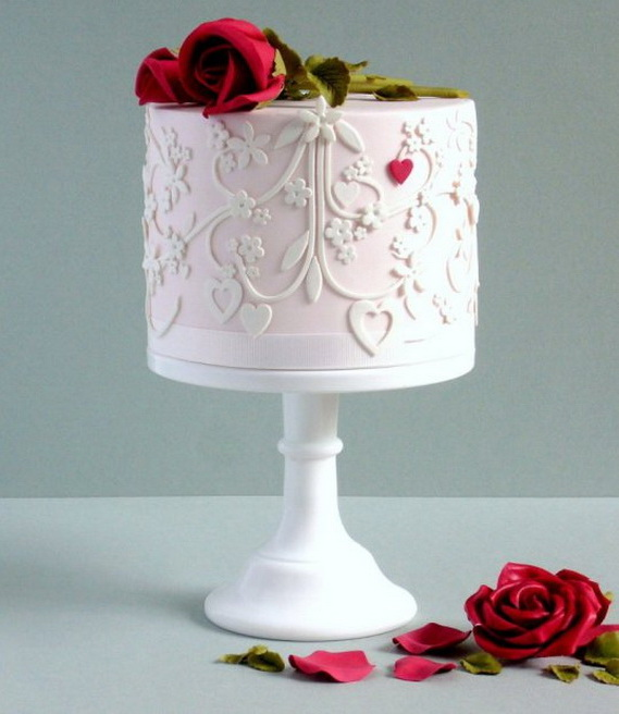 Fabulous Easter Wedding Cake Ideas & Designs_17 (2)