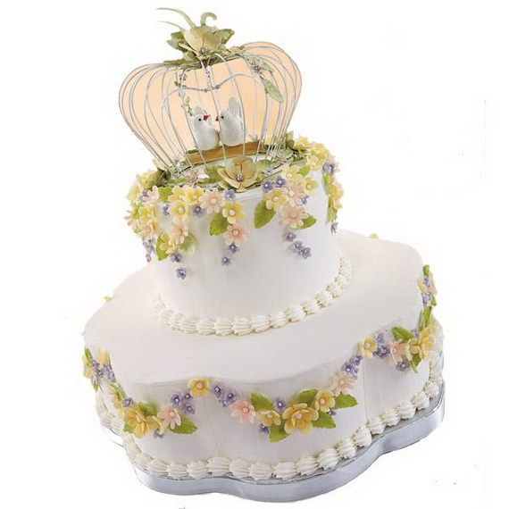 Fabulous Easter Wedding Cake Ideas & Designs_22