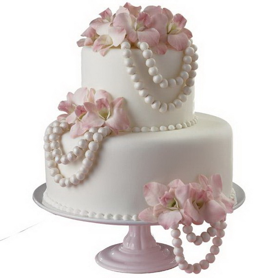 Fabulous Easter Wedding Cake Ideas & Designs_25