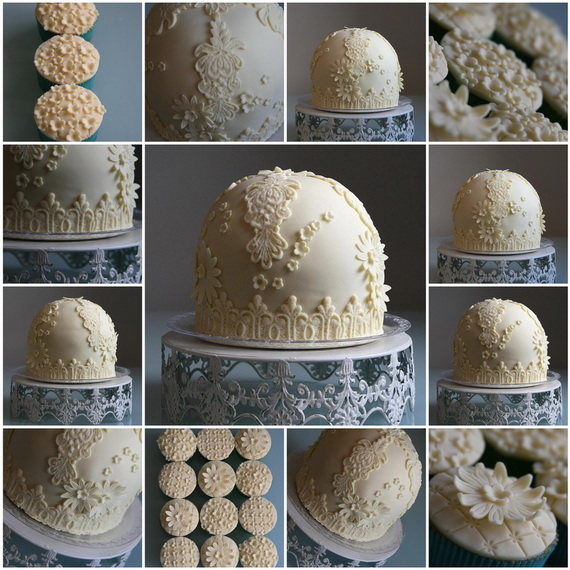 Fabulous Easter Wedding Cake Ideas & Designs_5