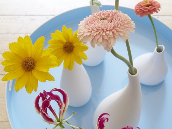 Flower Decoration Ideas To Celebrate Spring Holidays _08