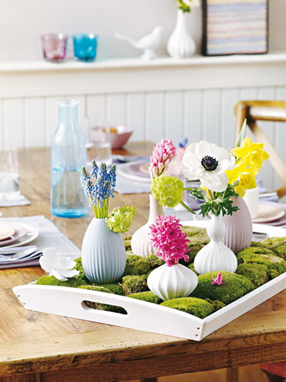 Flower Decoration Ideas To Celebrate Spring Holidays _11
