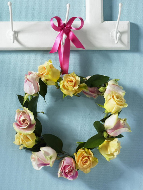 Flower Decoration Ideas To Celebrate Spring Holidays _41