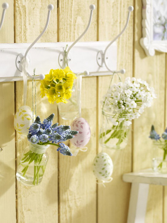 Inspired Yellow Spring Craft and Home Decor Ideas_39