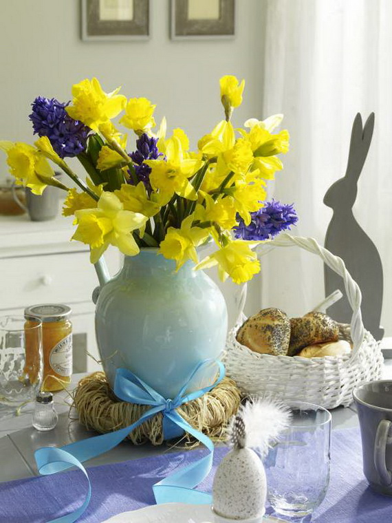 Inspired Yellow Spring Craft and Home Decor Ideas_45