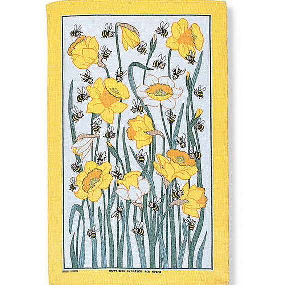 Inspired Yellow Spring Craft and Home Decor Ideas_61