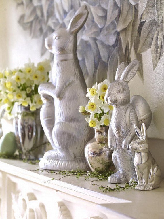 Inspired Yellow Spring Craft and Home Decor Ideas_87