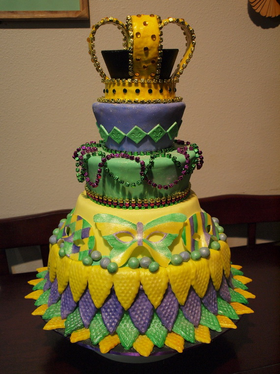 60 Mardi Gras King Cake Ideas - family holiday.net/guide ...
