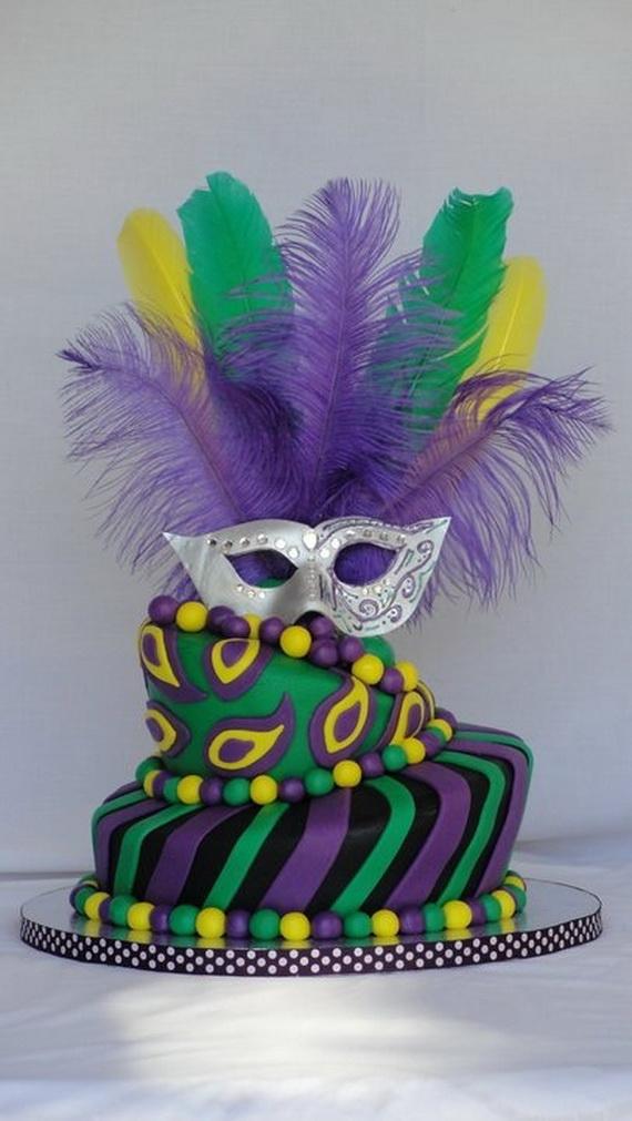 Mardi Gras King Cake Ideas
